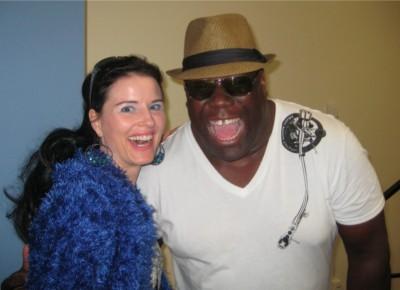 2013-03 Dana und Carl Cox WMC Miami Beach
