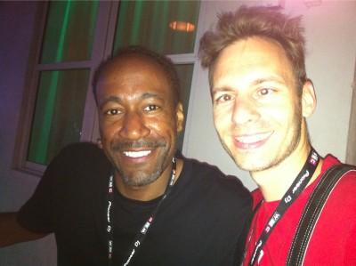 2013-03 Miami Beach Bernie mit Gile