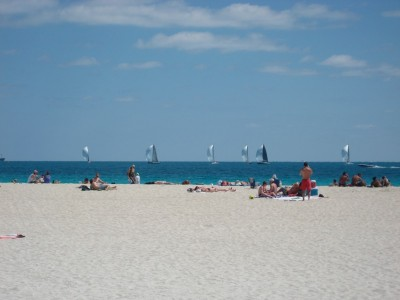 2013-03 Miami Beach Strand 3