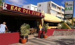 Bar del Club in San Fernando