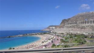 Playa de los Amadores 4