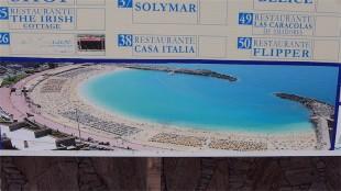 Playa de los Amadores 3