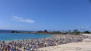 Playa de los Amadores 2