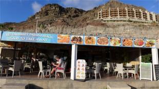 Playa de los Amadores 1