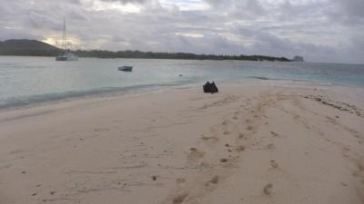 Mauritius Sailing with Dana and wild-14 Ile Gabriel