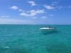 mauritius ile aux cerfs boat
