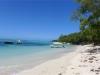 mauritius ile aux cerfs beach