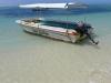 mauritius ile aux cerfs glasboat