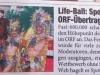 Life Ball 2014-07 Zeitung